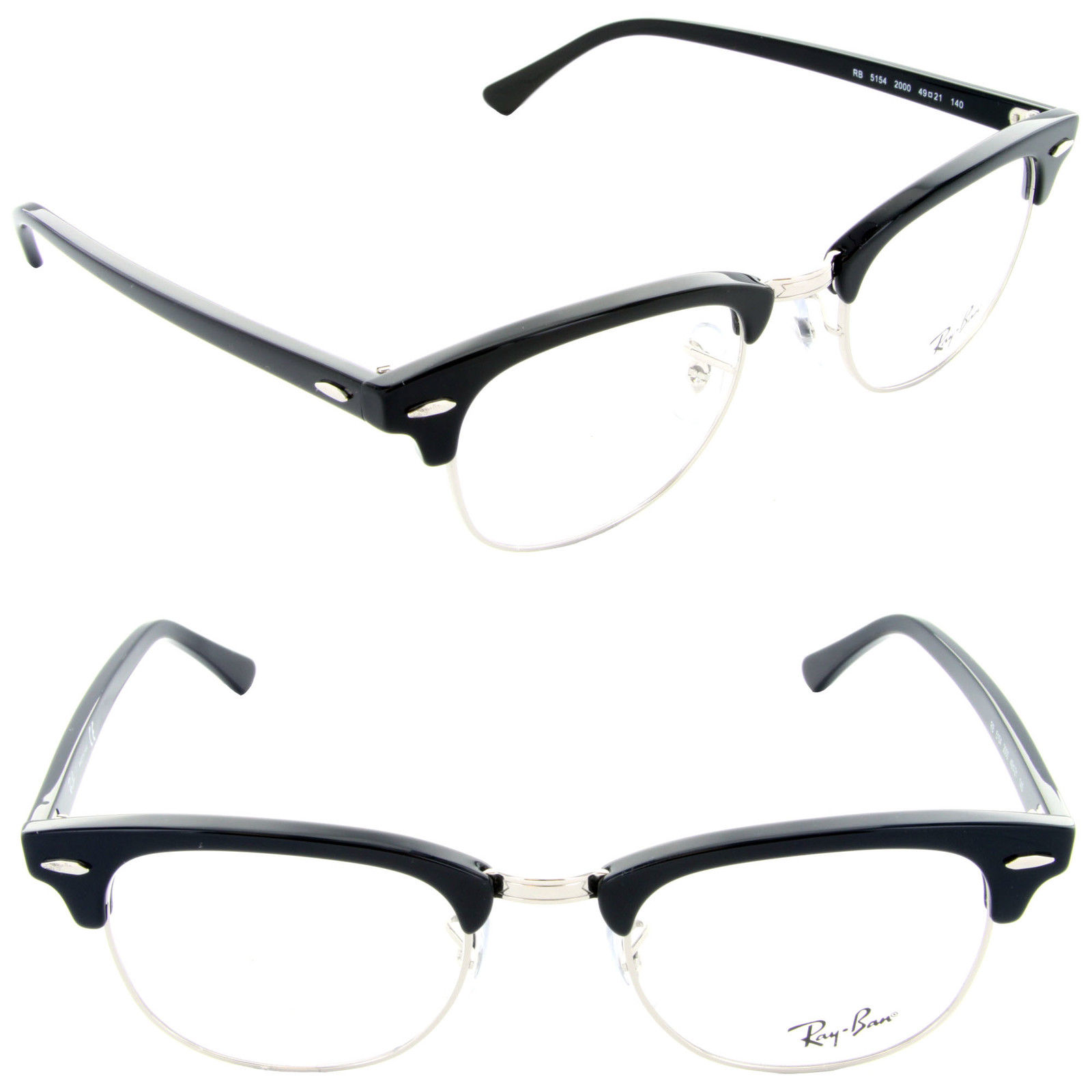 4d51ad2bed6 Ray Ban 5154 Alloy
